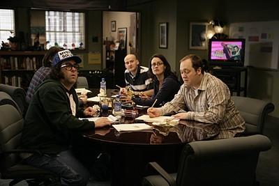 Una scena dell'episodio 'Corporate Crush' della prima stagione di 30 Rock