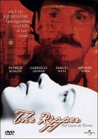 La locandina di The Ripper
