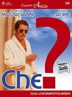 La copertina DVD di Che?