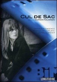 La copertina DVD di Cul de sac