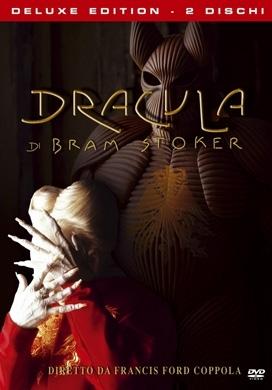 La copertina DVD di Dracula di Bram Stoker - Deluxe Edition