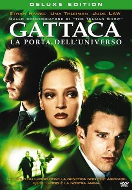 La copertina DVD di Gattaca - Deluxe Edition
