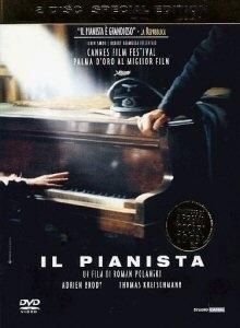 La copertina DVD di Il pianista - 2 disc Special Edition