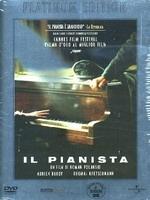 La copertina DVD di Il Pianista - Platinum Steelbook Edition (2 DVD)