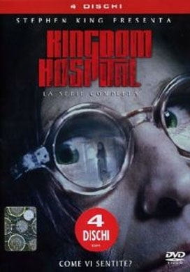 La copertina DVD di Kingdom Hospital