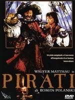 La copertina DVD di Pirati
