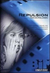La copertina DVD di Repulsione