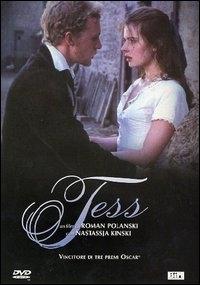 La copertina DVD di Tess