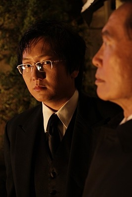 Heroes Volume II - Episodio 9: Hiro (Masi Oka) con suo padre Kaito (George Takei)