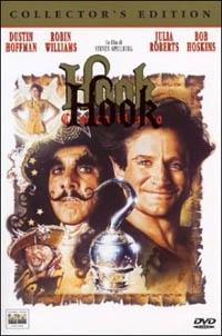 La copertina DVD di Hook Capitan Uncino- Collector's Edition
