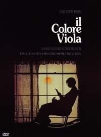 La copertina DVD di Il Colore Viola