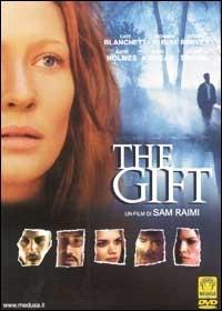 La copertina DVD di The Gift