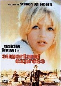 La copertina DVD di The Sugarland Express