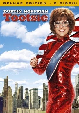 La copertina DVD di Tootsie - Deluxe Edition