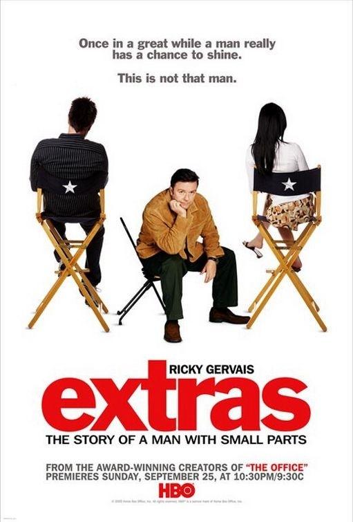 La locandina di Extras