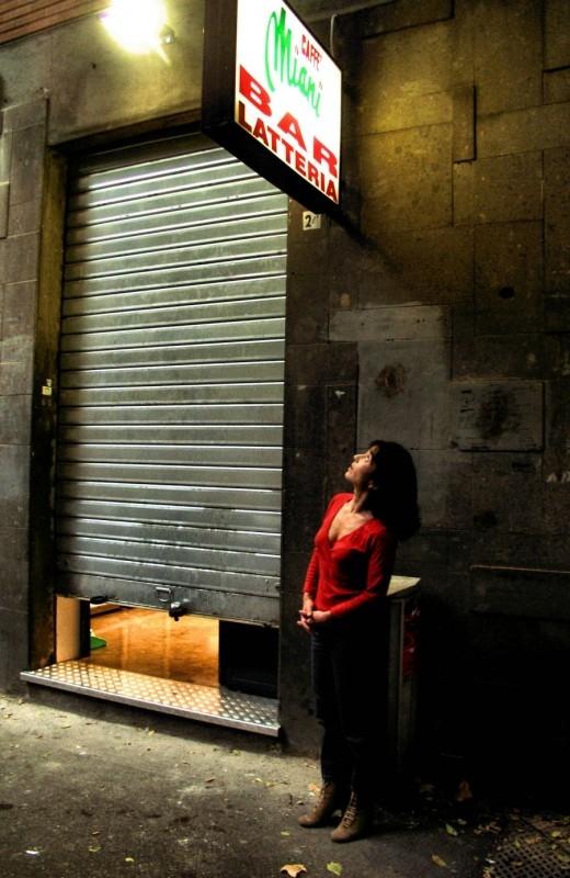Natalie Guettà vista da Mattia Passeri
