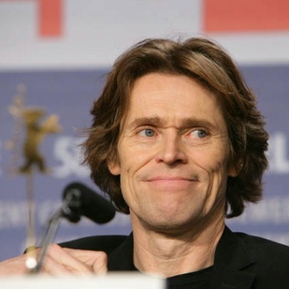 Willem Dafoe presenta 'Fireflies in the Garden' a Berlino 2008
