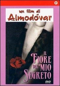 La copertina DVD di Il fiore del mio segreto
