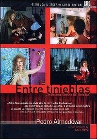 La copertina DVD di L'indiscreto fascino del peccato
