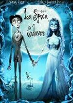 La copertina DVD di La sposa cadavere - Disco Singolo