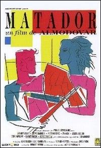 La copertina DVD di Matador