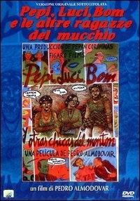 La copertina DVD di Pepi, Luci, Bom e le altre ragazze del mucchio