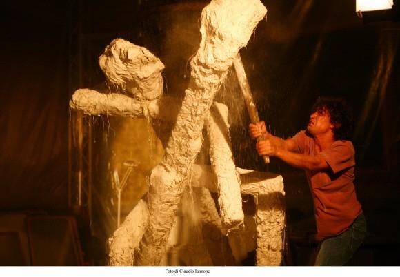 Scamarcio in un'immagine del film Colpo d'occhio