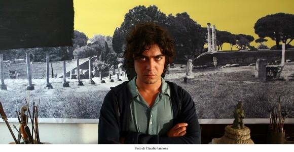 Riccardo Scamarcio in un'immagine del thriller Colpo d'occhio, diretto da Sergio Rubini