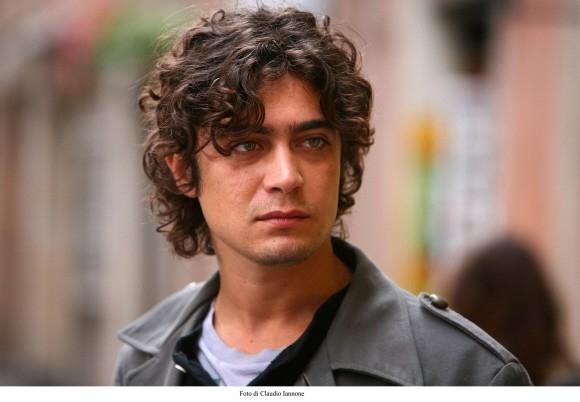 Scamarcio in una foto del thriller di Sergio Rubini, Colpo d'occhio uscito nelle sale nel 2008