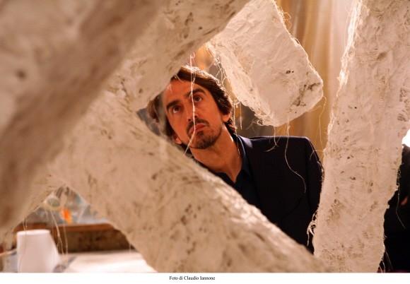 Rubini in un'immagine del thriller Colpo d'occhio uscito nelle sale nel 2008