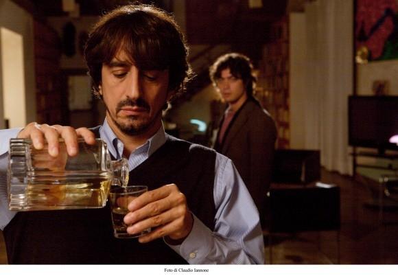 Sergio Rubini in un'immagine tratta dal  thriller Colpo d'occhio