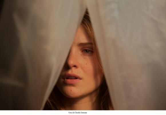 Vittoria Puccini in un'immagine del film Colpo d'occhio