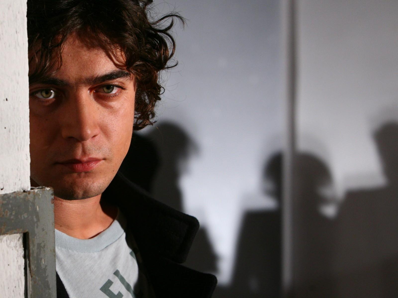 Wallpaper del film Colpo d'occhio con Riccardo Scamarcio