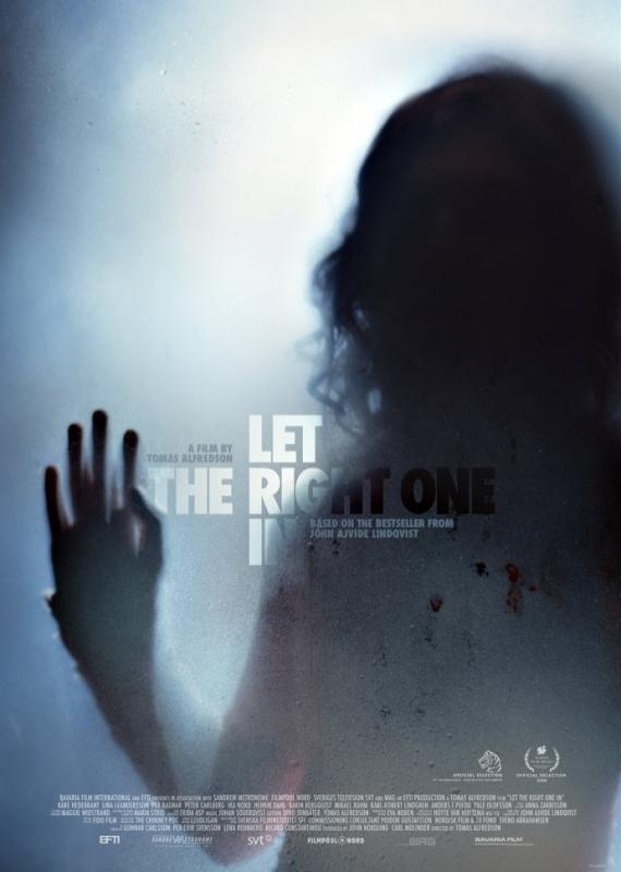 La locandina di Let the Right One in