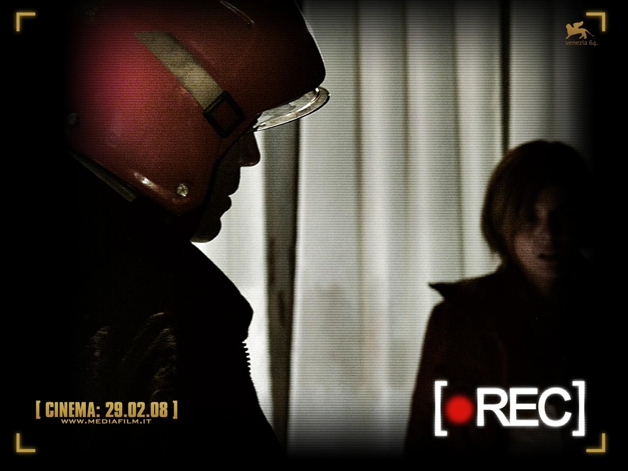 Wallpaper del film Rec - 7