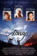 La copertina DVD di Always - Per sempre
