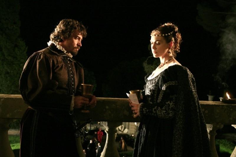 Un'immagine del film tv Caravaggio