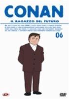 La copertina DVD di Conan - Il ragazzo del futuro - Vol. 6