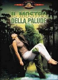 La copertina DVD di Il Mostro della Palude