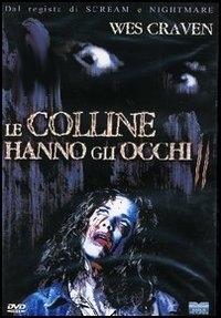 La copertina DVD di Le colline hanno gli occhi 2