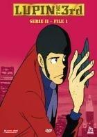 La copertina DVD di Lupin III - La Seconda Serie - File 1