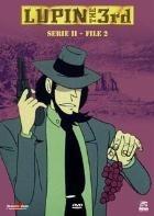 La copertina DVD di Lupin III - La Seconda Serie - File 2