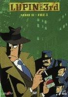 La copertina DVD di Lupin III - La Seconda Serie - File 5
