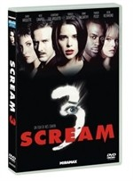 La copertina DVD di Scream 3