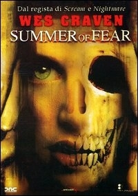 La copertina DVD di Summer Of Fear