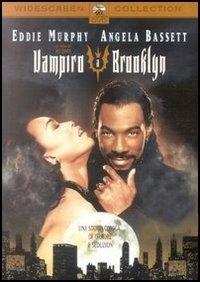 La copertina DVD di Vampiro a Brooklyn