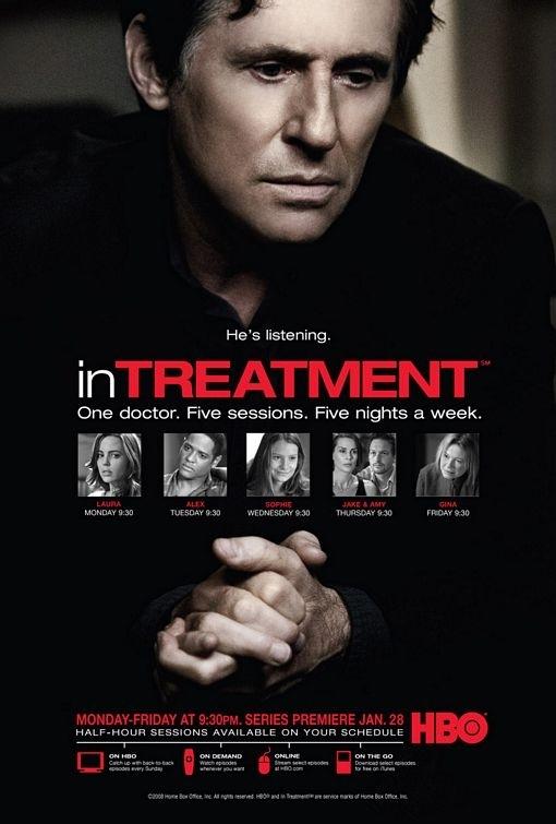 La locandina di In Treatment
