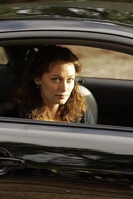 Deanna Russo nel ruolo di Sarah Graiman in Knight Rider