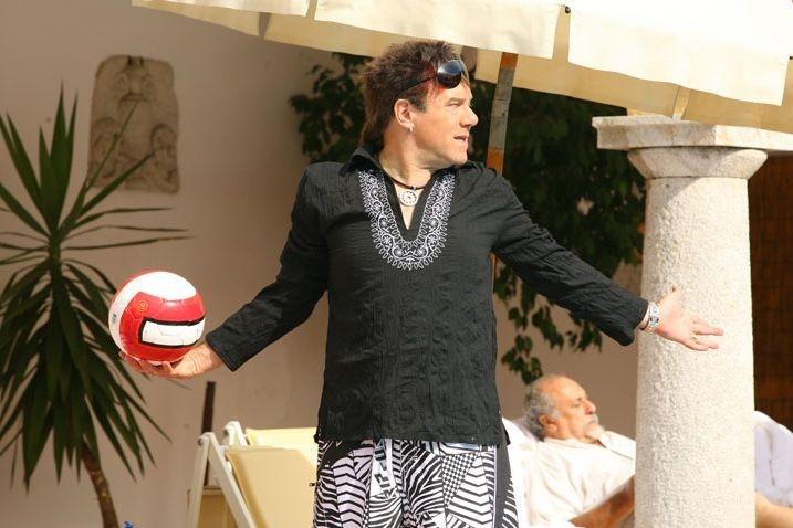 Carlo Verdone in vacanza a Taormina in Grande, grosso e... Verdone