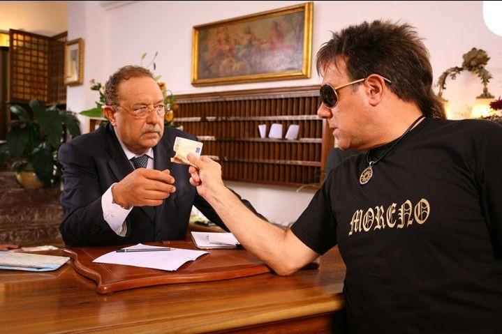 Carlo Verdone in versione Moreno in Grande, grosso e... Verdone
